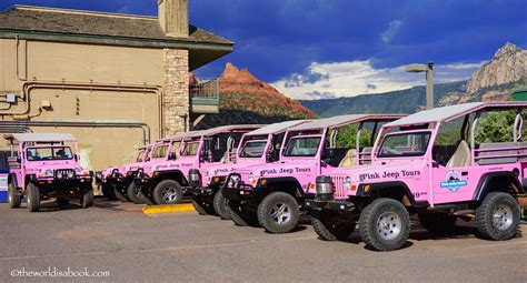 jeep az adventures with pink jeep tours sedona the world is a book