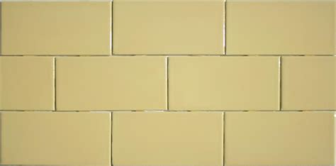 yellow subway tile lyric revival 3 x 6 ceramic subway tile in primrose yellow