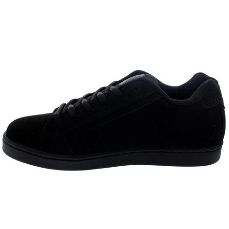 Dc Casual Suede Skate mens dc shoes net low top lace up skate shoes suede casual