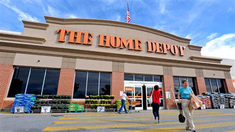 home depot working hours sunday