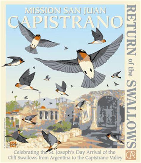 delmar dustpan the swallows come back to capistrano