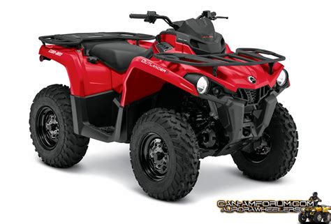 Can L 2015 can am outlander 450 l horsepower