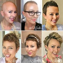 how to grow out hair after cancer 4 ways to style a pixie my cancer chic