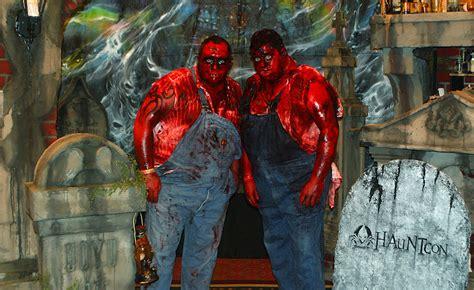 redrum haunted house hauntcon 2014 houston 365 things to do in houston