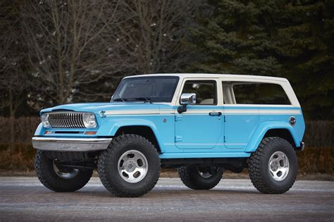 Easter Jeep Safari 2020 by Awesome Jeep Chief Concept Leads Six Others To Moab Easter