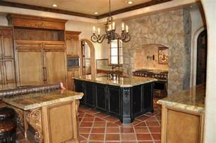 Spanish Style Kitchen Design by Spanish Style Kitchen Breakingdesign Net
