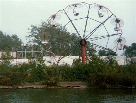 theme park in ohio old amusement park indian lake ohio places i love