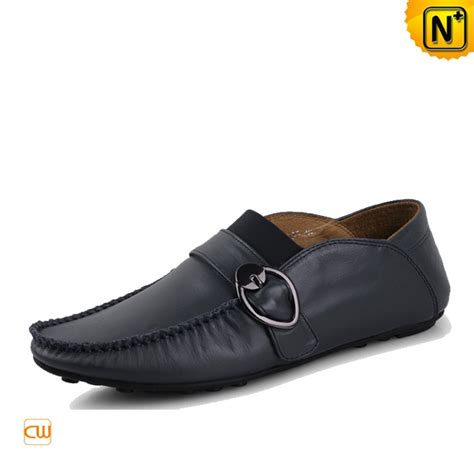 mens leather driving loafers mens black brown leather driving shoes casual moccasin
