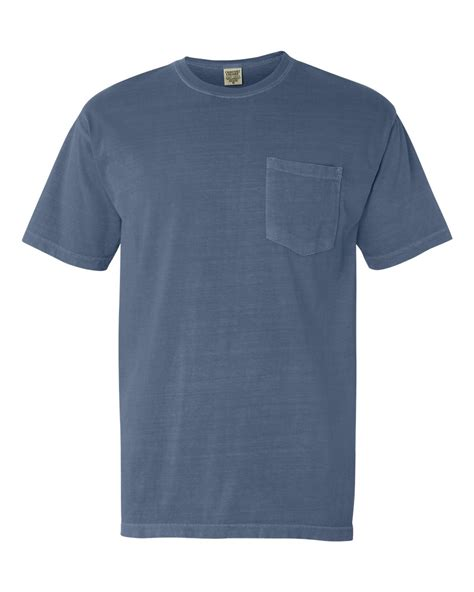 with comfort comfort colors pigment dyed short sleeve shirt with a
