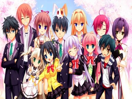 Pics For Gt Anime Best Friends Group Tumblr Anime Friends Boy And