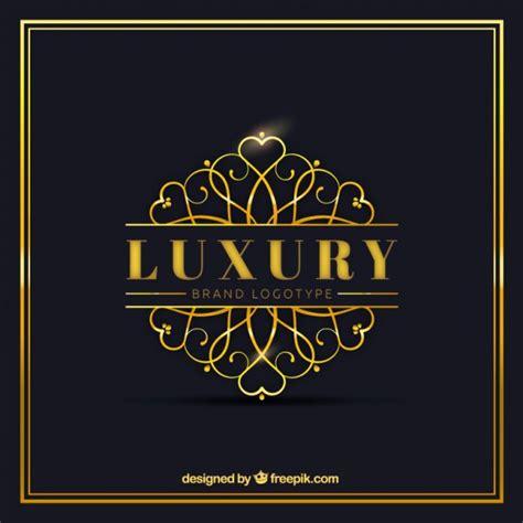 free luxury logo design luxury logo template vector free download