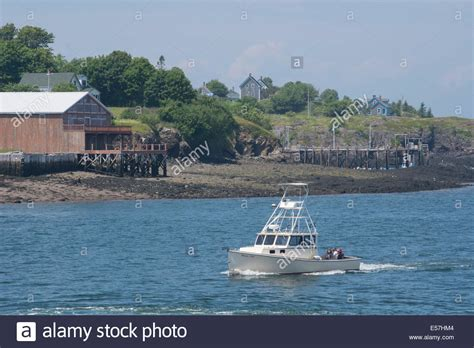 tow boat us portland maine maine fishing boat stock photos maine fishing boat stock