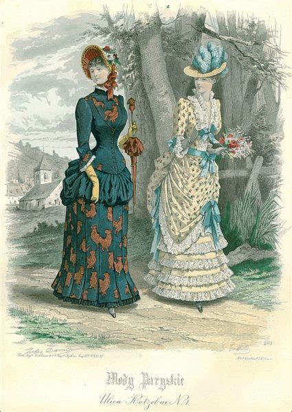 Hey, You Have Farm Animals on Your 1880s Dress!