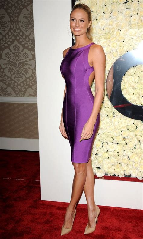 qvc hosts gossip linkaticom stacy keibler in qvc style event zimbio