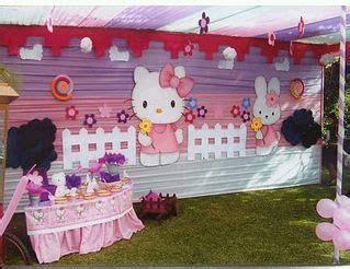 imagenes de hello kitty fiestas infantiles fiesta missesmanitas