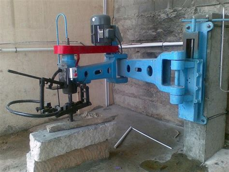 radial arm granite polisher machine http www