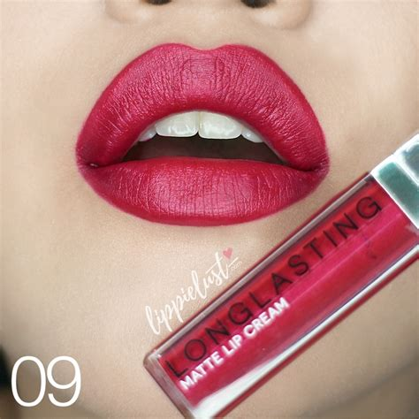 Lip Gloss Ltpro swatched lt pro longlasting matte lip lippielust