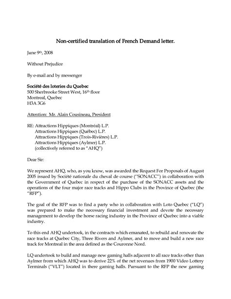 settlement demand letter template best photos of sle demand letter template sle
