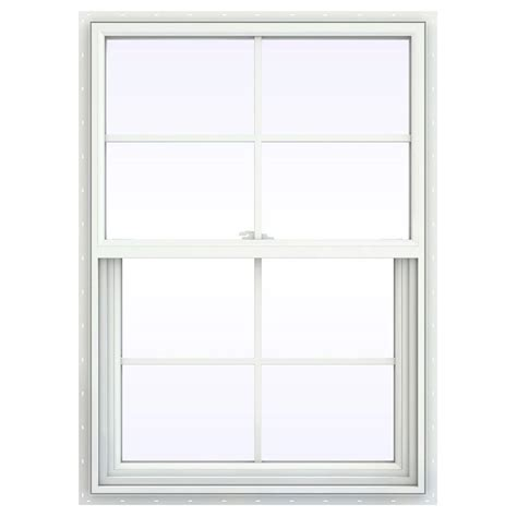 jeld wen 29 5 in x 47 5 in v 2500 series single hung