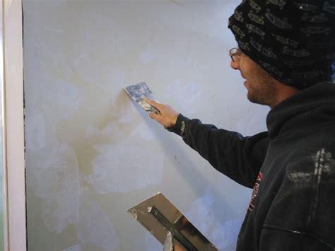 Enduit De Rebouchage Placo 3512 by Travaux De Peinture En B 226 Timent Atelier D La