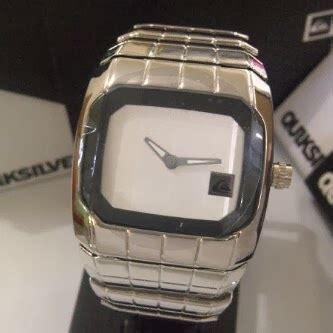 Jam Tangan Quik 1 jam tangan silver rubix silver