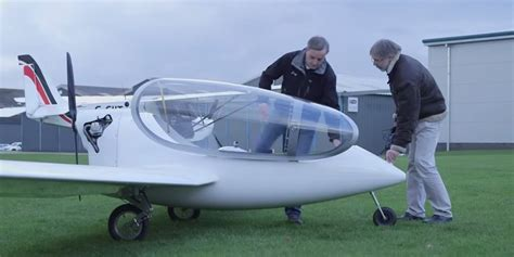 Electric Planes Pull The Other One by Hybrid Electric Aircraft Can Recharge Mid Flight