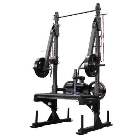 Fitness Gear Pro Half Rack Review by Cff Pro Series Half Rack Quot The Beast Quot