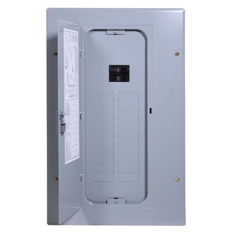 Panel Box 100 fuse box to 100 breaker box cost how much does it cost to change electrical panel