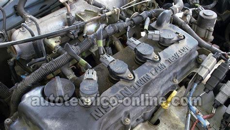 Coil Nissan Xtrail Exsingapore parte 1 c 243 mo probar las bobinas de encendido 1 8l nissan sentra