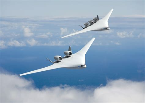 new ideas for greener aircraft nasa nasa planes of the future page 2 pics about space