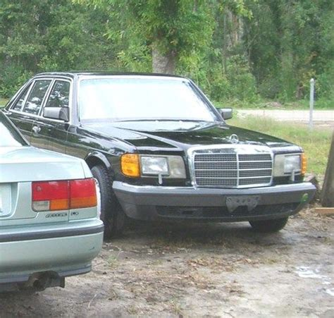 Mercedes Flagship by Sell Used Mercedes Flagship 1990 560sel In