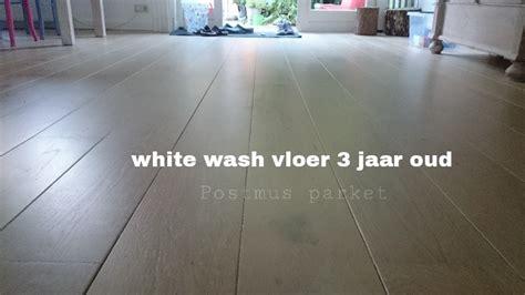 White Wash Verwijderen by Houten Vloer White Wash Lakken Postmus Parket