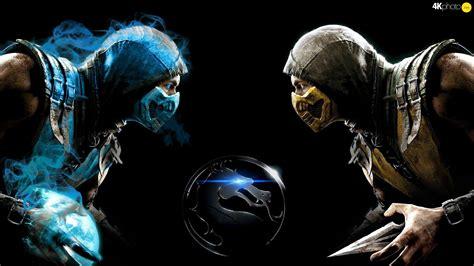 Mortal Kombat Xl Backgrounds 4k