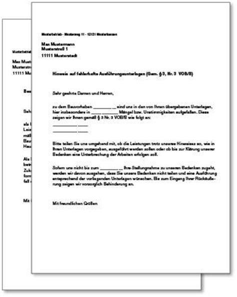 Nachtragsangebot Muster Fehlerhafte Ausschreibungen 196 Rger Und Kostenfaktor Sbz