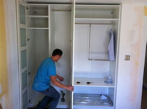 Pre Assembled Wardrobe Closets 20 Best Insert Organizers Images On Storage