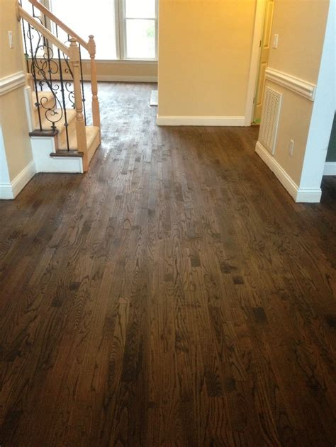 34 best images about oak floor stains on stains floor stain and satin