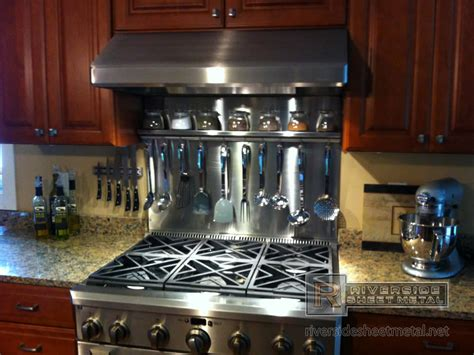 Stainless Steel Backsplash Kitchen by Aluminum Sheet Aluminum Sheet For Backsplash