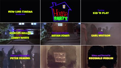 house party 1990 house party 1990 art of the title