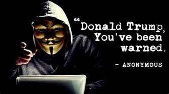 ð ð ð ð Anonymous Hackers Launch Attack Against Donald Optrump