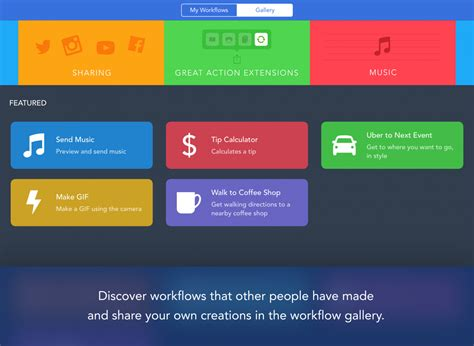 app workflow apple workflow app what it is and how to use it
