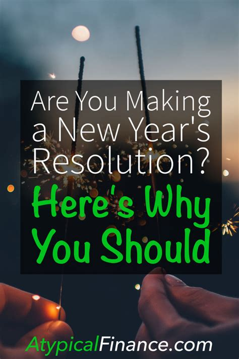 new year 2016 end new years resolution end of 2016 atypical finance