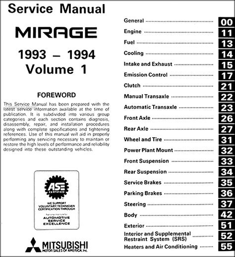 how to download repair manuals 1994 mitsubishi mirage regenerative braking 1993 1994 mitsubishi mirage repair shop manual set original