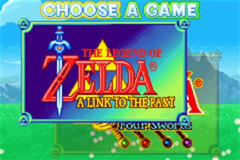 emuparadise zelda gba the legend of zelda a link to the past u mode7 rom