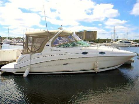 used boats for sale daytona beach florida sea ray 280 sundancer boats for sale in daytona florida