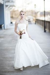 jewelry for wedding dress should you wear a necklace with a strapless wedding dress