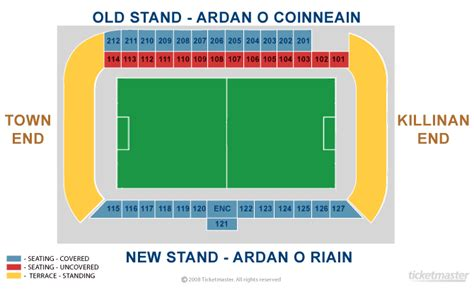layout of nowlan park arrangements for allianz league final news kilkenny gaa