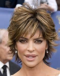 texture of rennas hair lisa rinna hair best medium hairstyle