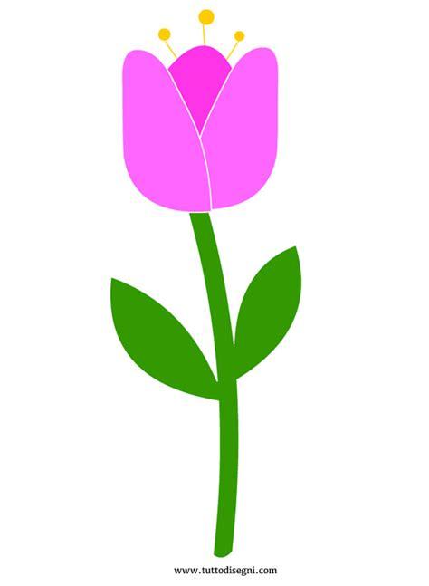 fiore tulipano fiore tulipano tuttodisegni