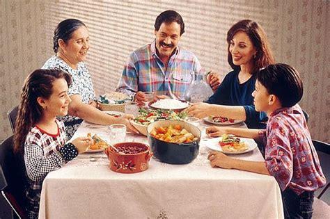 Family Dinner Table by Around The Table Sermon Text Joe Iovino