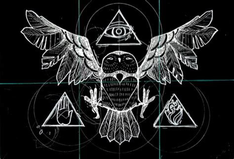 illuminati owl symbol nwo symbology the owl symbol of the freemasons alternative